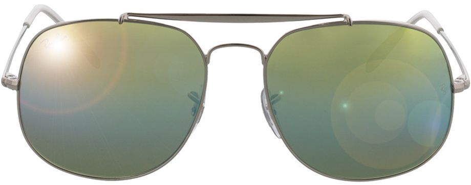 Picture of glasses model Ray-Ban The General RB3561 003/I2 57-17 in angle 0