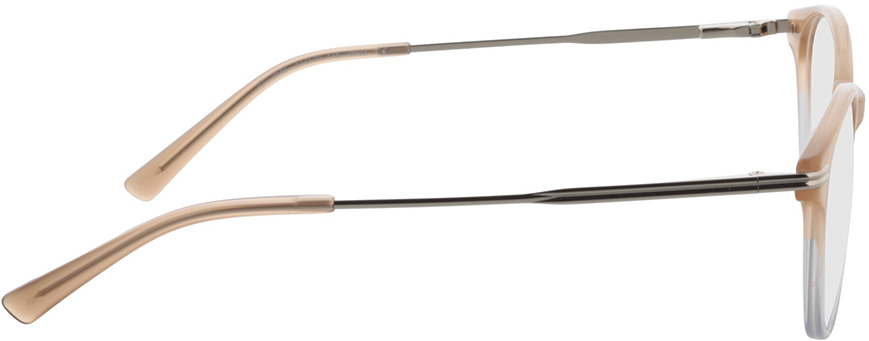 Picture of glasses model Early-beige/grau in angle 90