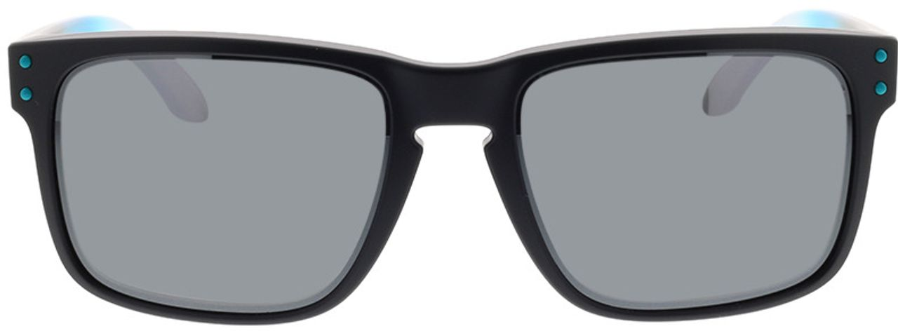Picture of glasses model Oakley Holbrook OO9102 K1 55-18 in angle 0