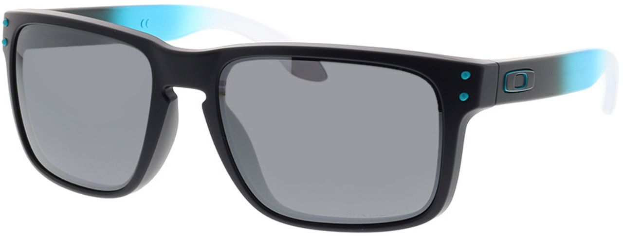 Picture of glasses model Oakley Holbrook OO9102 K1 55-18 in angle 330