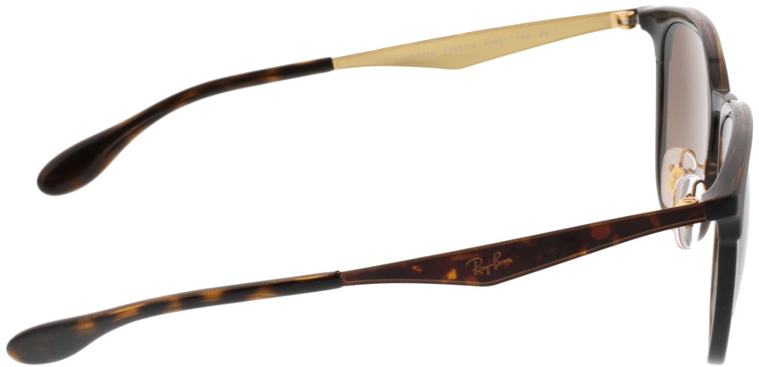 Picture of glasses model Ray-Ban RB4278 628313 51-21 in angle 90