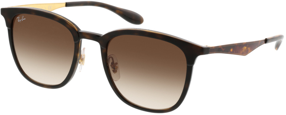 Picture of glasses model Ray-Ban RB4278 628313 51-21 in angle 330