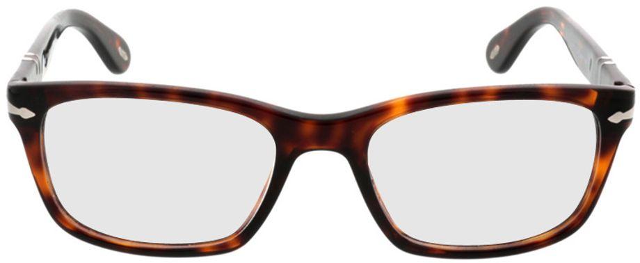 Picture of glasses model Persol PO3012V 24 52-18 in angle 0
