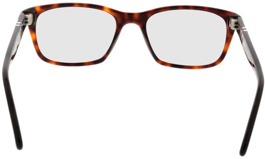 Picture of glasses model Persol PO3012V 24 52-18 in angle 180