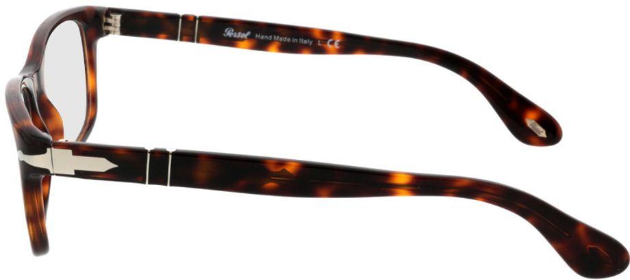 Picture of glasses model Persol PO3012V 24 52-18 in angle 270