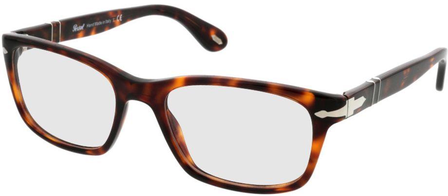 Picture of glasses model Persol PO3012V 24 52-18 in angle 330
