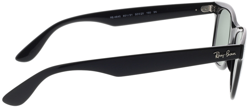 Picture of glasses model Ray-Ban RB4640 601/31 50-20 in angle 90