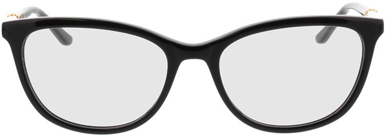 Picture of glasses model Chloe-schwarz in angle 0