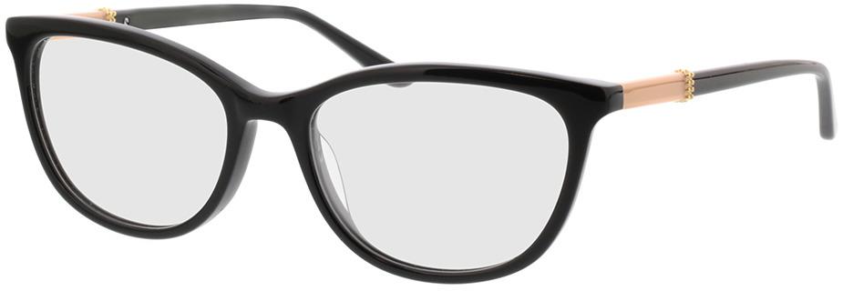 Picture of glasses model Chloe-schwarz in angle 330