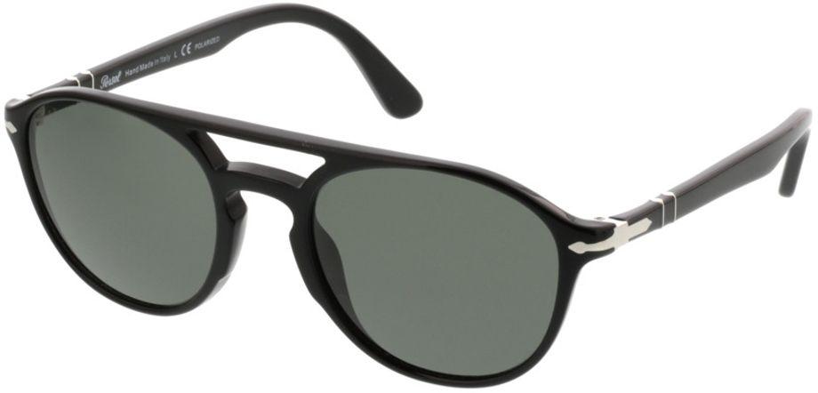Picture of glasses model Persol PO3170S 901458 52-20 in angle 330