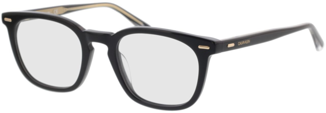 Picture of glasses model Calvin Klein CK21711 001 50-21 in angle 330