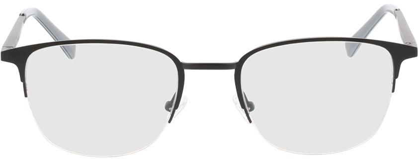 Picture of glasses model Miran-matt schwarz/grau in angle 0