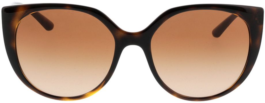 Picture of glasses model Dolce&Gabbana DG6119 502/13 54-17 in angle 0