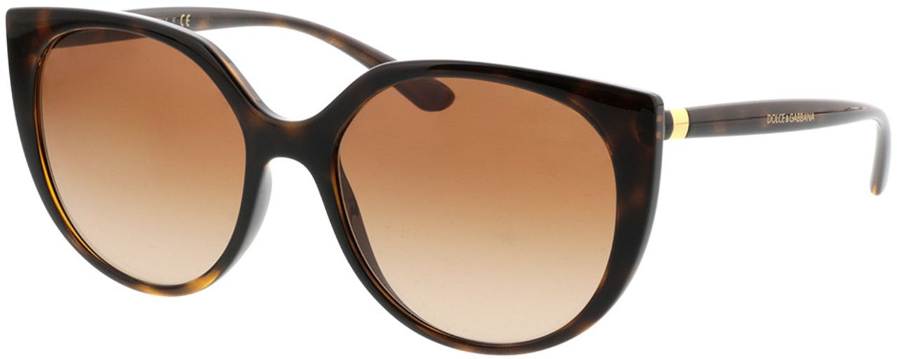 Picture of glasses model Dolce&Gabbana DG6119 502/13 54-17 in angle 330