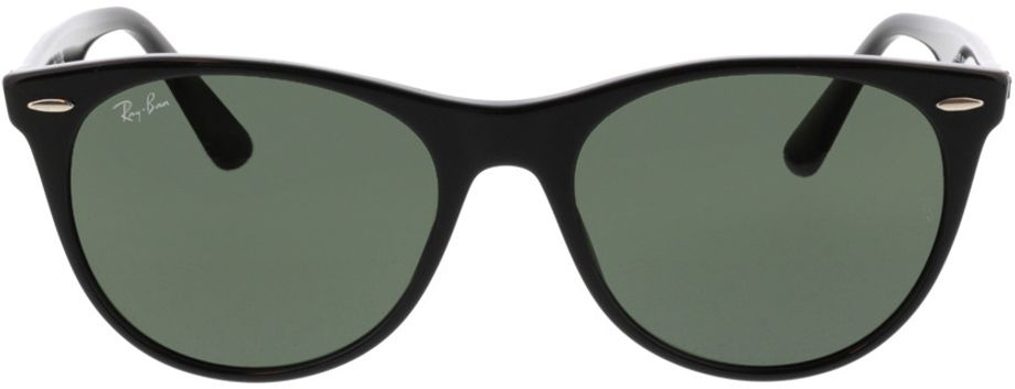 Picture of glasses model Ray-Ban RB2185 901/31 55-18 in angle 0