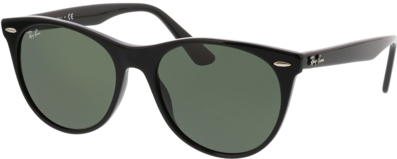 Picture of glasses model Ray-Ban RB2185 901/31 55-18 in angle 330
