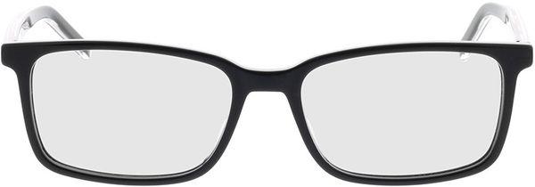 Picture of glasses model Hugo HG 1029 807 54-17 in angle 0