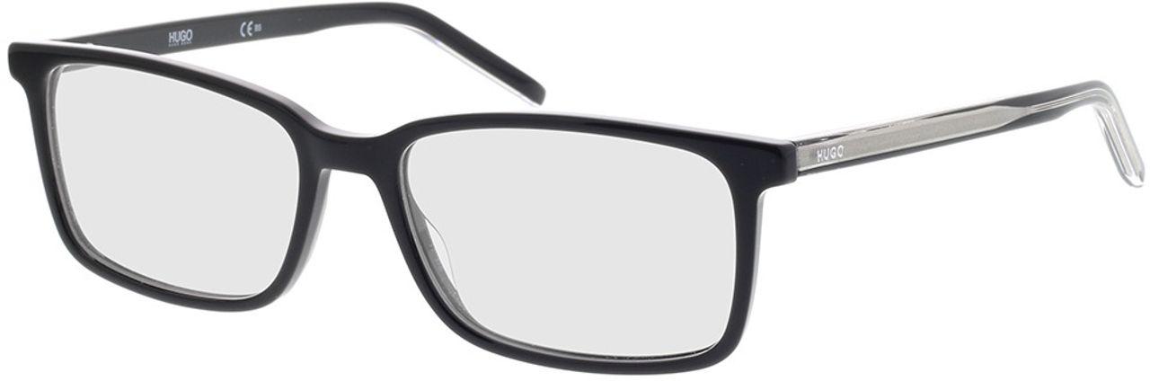 Picture of glasses model Hugo HG 1029 807 54-17 in angle 330