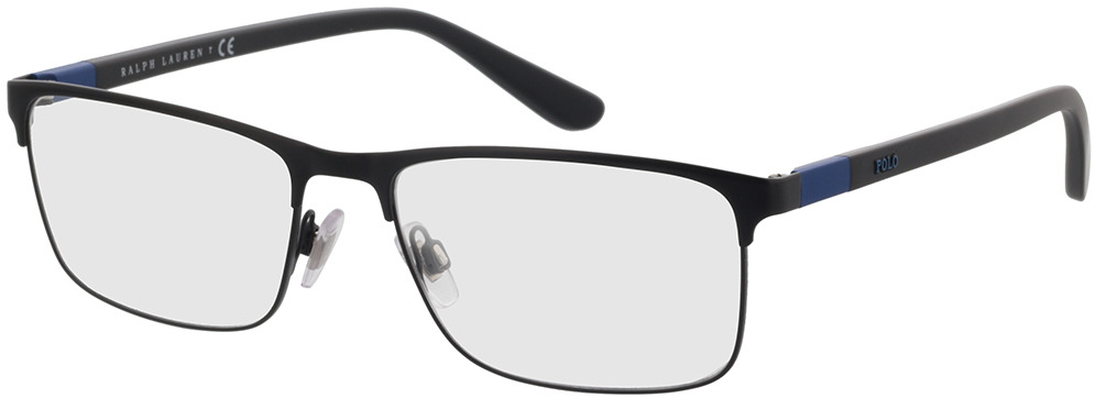 Picture of glasses model Polo Ralph Lauren PH1190 9038 56-17 in angle 330