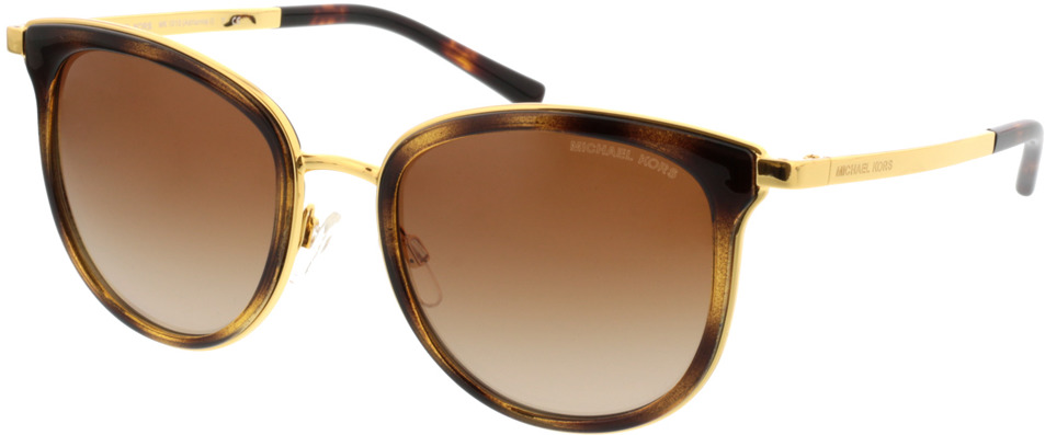 Picture of glasses model Michael Kors Adrianna I MK1010 110113 54-20 in angle 330