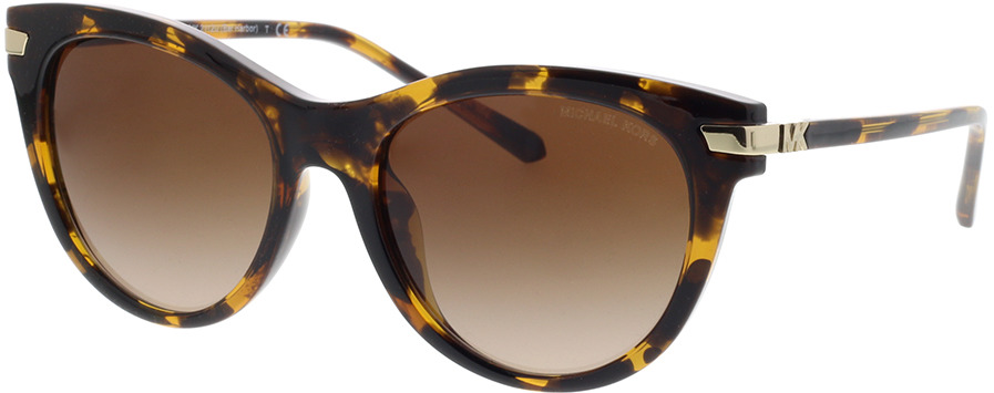 Picture of glasses model Michael Kors Bar Harbor MK2112U 333313 54-18