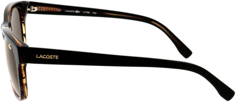 Picture of glasses model Lacoste L779S 002 53-20 in angle 270