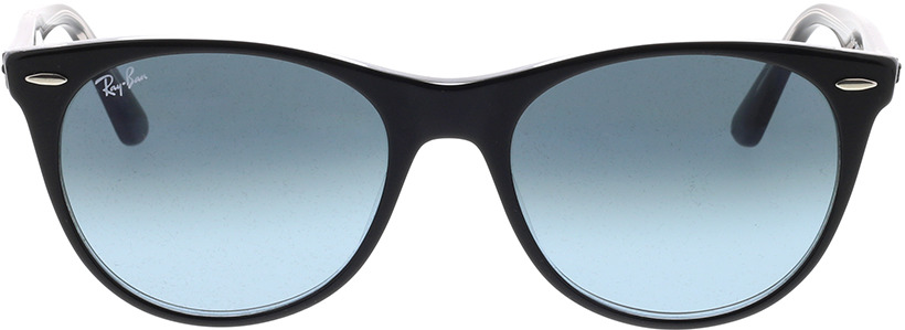 Picture of glasses model Ray-Ban RB2185 12943M 55-18 in angle 0