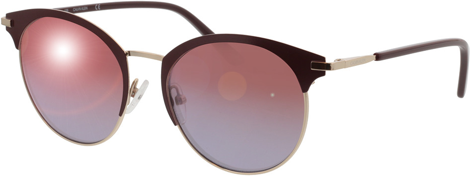 Picture of glasses model Calvin Klein CK19310S 605 52-18 in angle 330