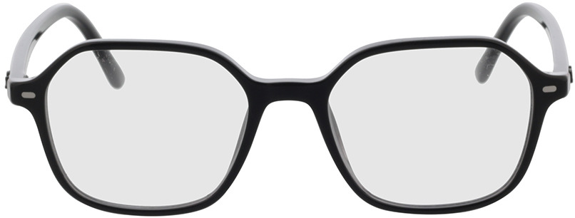 Picture of glasses model Ray-Ban RX5394 2000 51-18 in angle 0