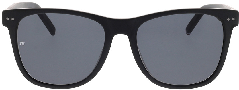 Picture of glasses model Tommy Hilfiger TH 1712/S 003 54-18 in angle 0