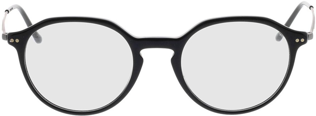 Picture of glasses model Giorgio Armani AR7191 5001 52-21 in angle 0