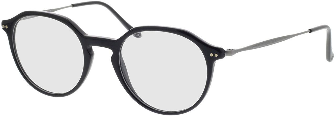 Picture of glasses model Giorgio Armani AR7191 5001 52-21 in angle 330