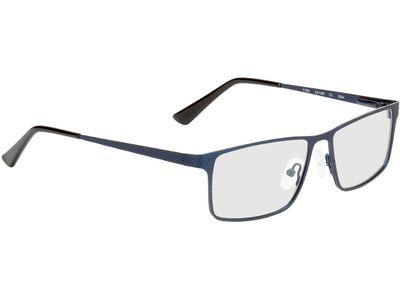 Brille Arezzo-dunkelblau/schwarz
