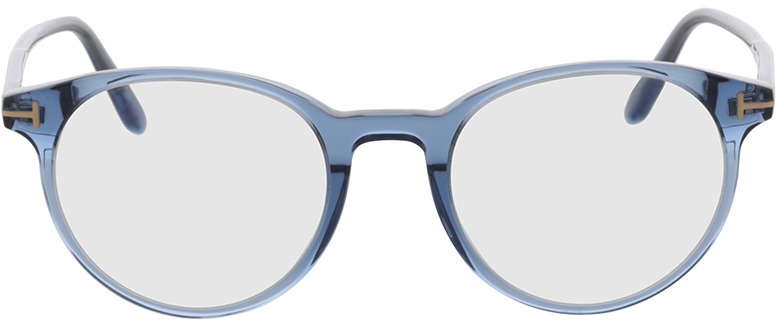 Picture of glasses model Tom Ford FT5695-B 090 49-20 in angle 0