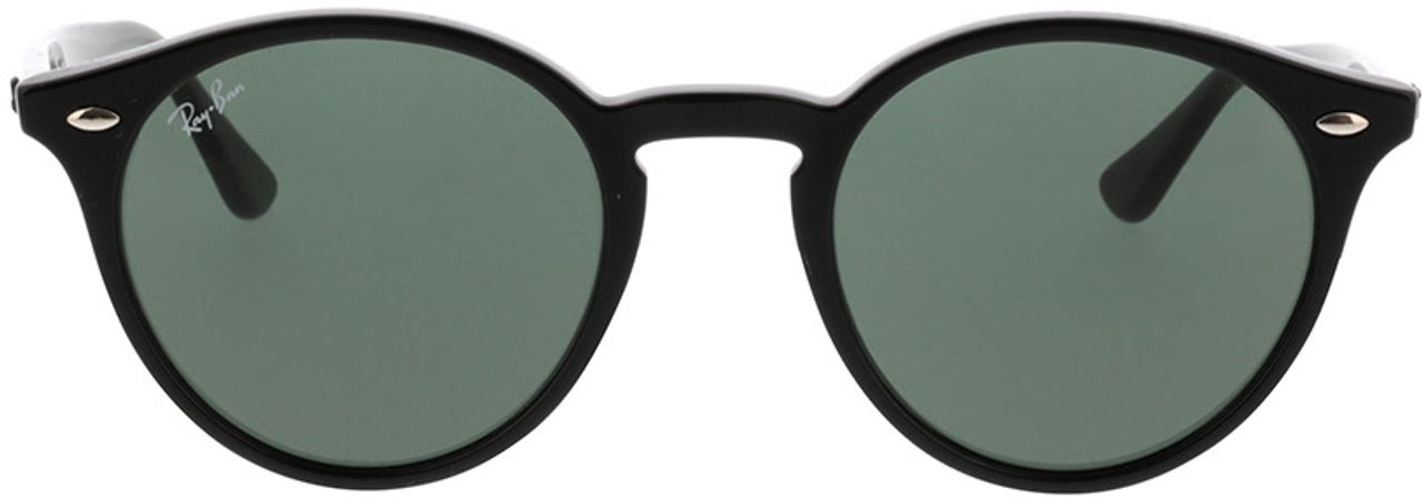 Picture of glasses model Ray-Ban RB 2180 601/71 49-21 in angle 0