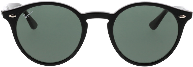 Picture of glasses model Ray-Ban RB2180 601/71 49-21 in angle 0