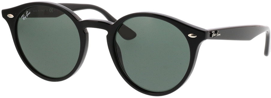 Picture of glasses model Ray-Ban RB 2180 601/71 49-21