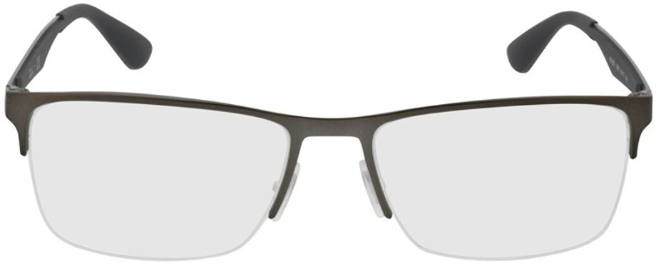 Picture of glasses model Ray-Ban RX6335 2855 54-17 in angle 0