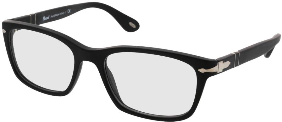 Picture of glasses model Persol PO3012V 900 54-18 in angle 330
