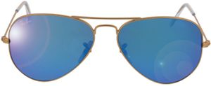 Picture of glasses model Ray-Ban Aviator RB3025 112/17 55-14