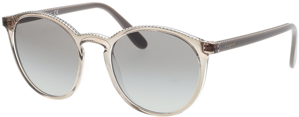 Picture of glasses model Vogue VO5215S 284911 51-19 in angle 330