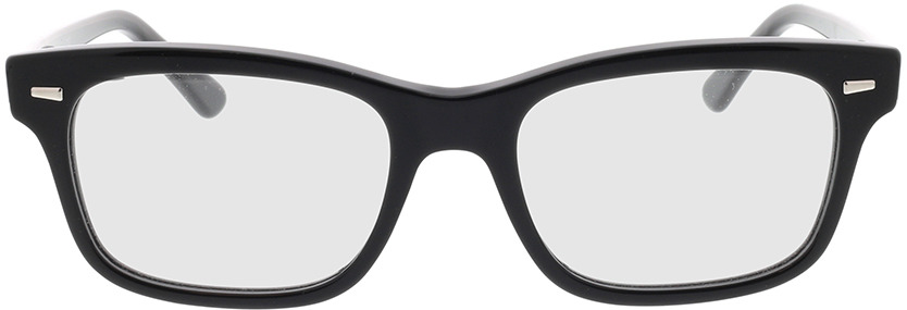Picture of glasses model Ray-Ban RX5383 2000 54-19 in angle 0