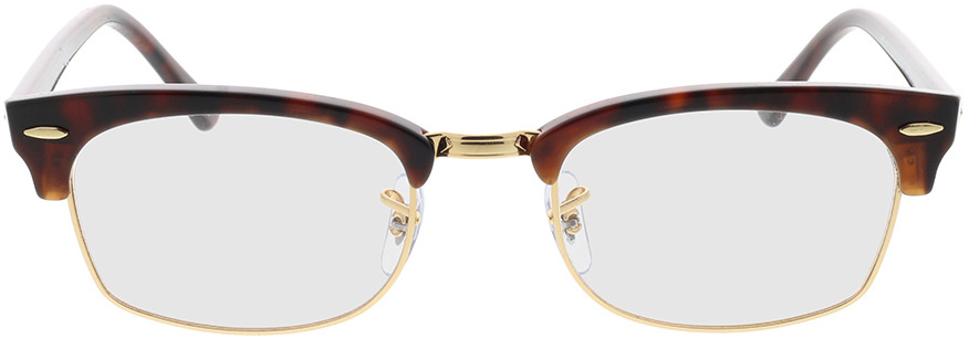 Picture of glasses model Ray-Ban RX3916V 8058 52-21 in angle 0