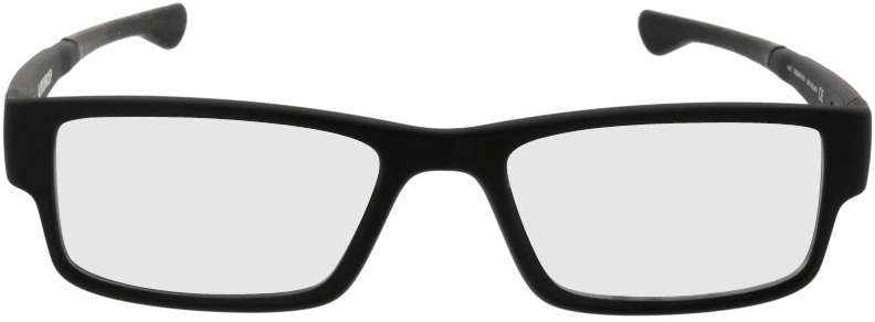 Picture of glasses model Oakley Airdrop OX8046 01 53-18 in angle 0