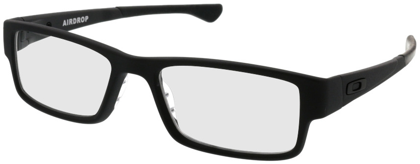 Picture of glasses model Oakley Airdrop OX8046 01 53-18 in angle 330