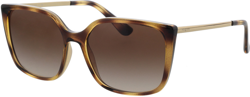 Picture of glasses model Vogue VO5353S W65613 54 in angle 330