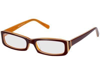 Brille Savona-braun