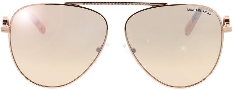 Picture of glasses model Michael Kors Salina MK1066B 11088Z 59-11 in angle 0