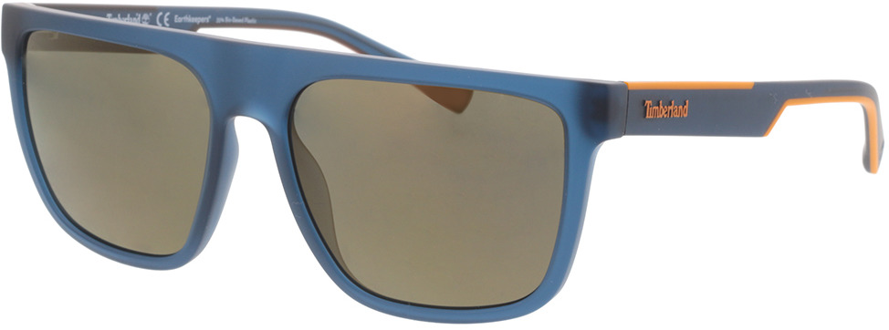 Picture of glasses model Timberland TB9253 91D 58-17 in angle 330