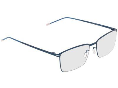 Brille Mumbai-blau